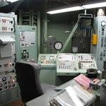 De controlekamer waar de Titan II in 58 seconden gelanceerd kon worden