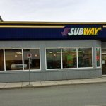 Subway downtown