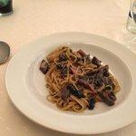 Spaghetti ao funghi