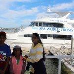 Seaworld cruise