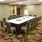 Smaller meeting space