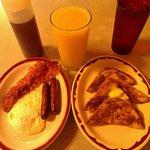 beat breakfast in St Paul