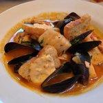 seafood boullabaise