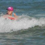 L'océan et ma fille