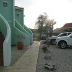 Resort Grounds with car rental