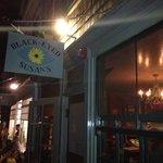 fantastic summer meal at Black Eyed Susan's!