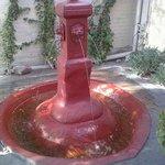 Fountain at Caruso's