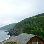 Meat Cove views