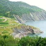 view enroute to Meat Cove