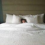 Comfy beds!!!!