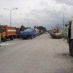 Busy, filthy and dusty Old Port of Sunda Kelapa