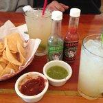 Salsa & Drinks