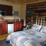 Main cabin room