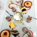 Notre dessert en amoureux