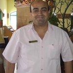 Attia  Restaurant manager