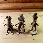 森の楽団 手作り人形