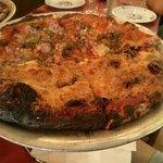pizza moitié maison moitié figatteli