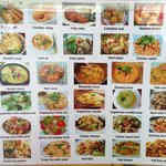 Excellent Menu to Choose From