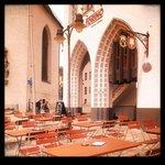 Genuss im Freien: Der Freisinger Marienplatz