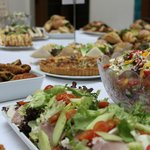 Blackburne House Cafe Bar also provide catering for a range of events