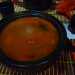 soupe hot spicy