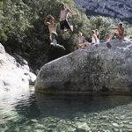 Water Trekking Sant Aniol Valley, Alta Garrotxa