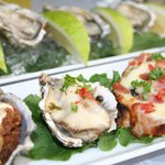 Oyster dishes