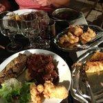 Les plats !!! miam miam