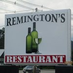 Foto van Remington's Restaurant