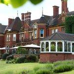 Moor Hall's Terrace