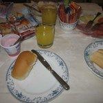 The boring breakfast