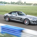 Mercedes-Benz World SLS AMG driving experience
