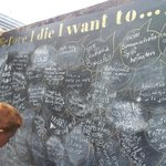 """""""Before I Die I Want To....."""""""