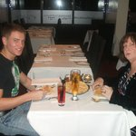 """Dining with my nephew at """"Indian Brasserie"""" Dore, Sheffield"""