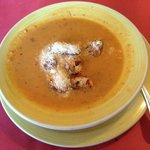 magnifico seafood bisque
