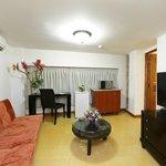 Habitación sencilla Taboga - Lounge