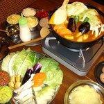 Currynabe Thali-ya Shinjuku Center Bldg Foto