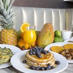 Desayunos del Restaurante del Hotel, Pips