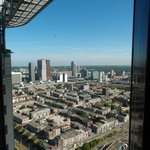 View from the 41st floor