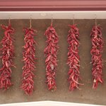 Hanging Chiles