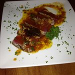 Seared Tuna to DIE FOR!!!!