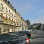 Front of Hoel le Challonge