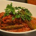 CHAAT:Bangladeshi Aubergine Curry