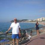 Me by Lloret De Mar beach