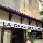 Bilde fra La Cava del Iberico