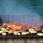 BBQ on the Bengisu boat- Amazing!