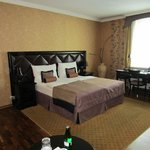Room, double bed