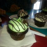 The Cocoa Bean Cupcake Cafe