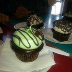 The Cocoa Bean Cupcake Cafe