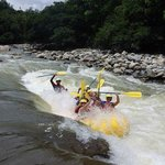 Great trip down Coto Brus river